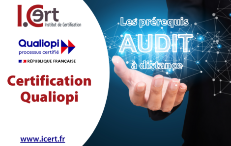 Audit Qualiopi à distance